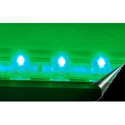 LED Leisten gr�n