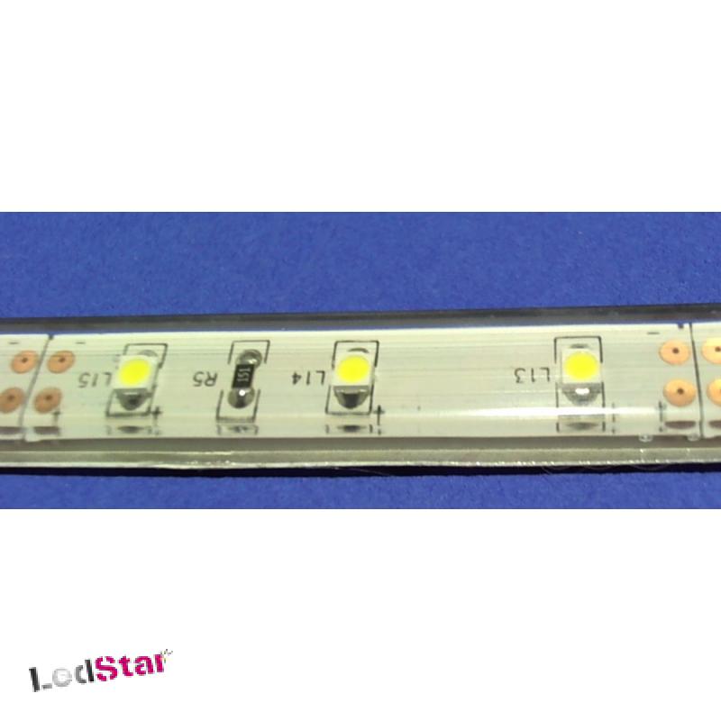 LED Strip Set Warmweiss 5m 300 x SMD LED Wasserfest IP67 incl. Netzteil