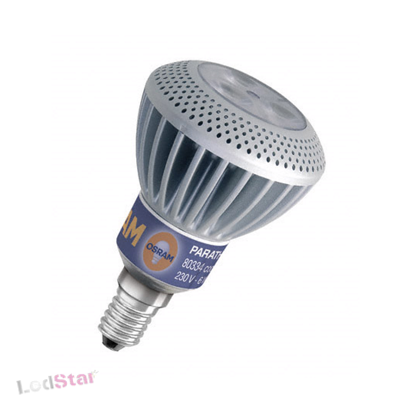 OSRAM Parathom High Power LED Strahler E14 6Watt - weiss