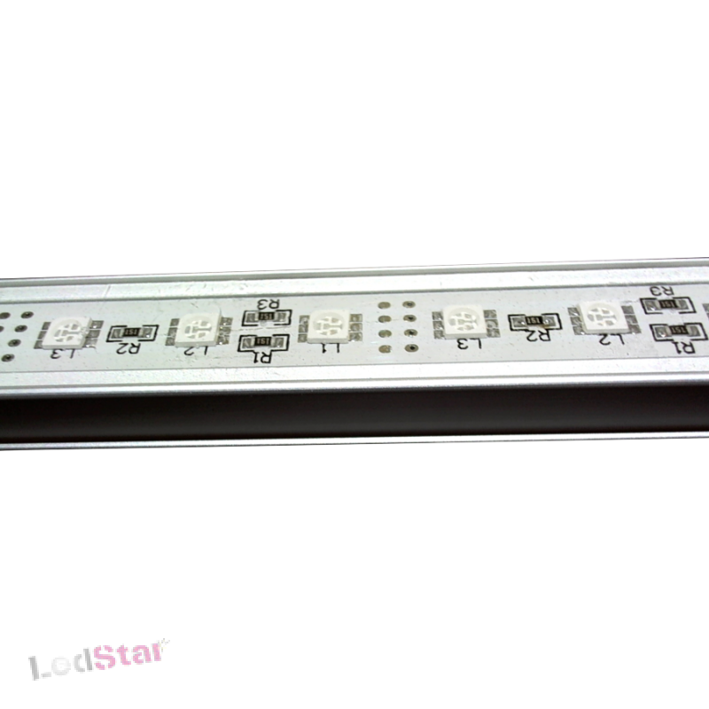 SMD LED Leiste 30 x 5050 SMD LED 12 Volt Weiss