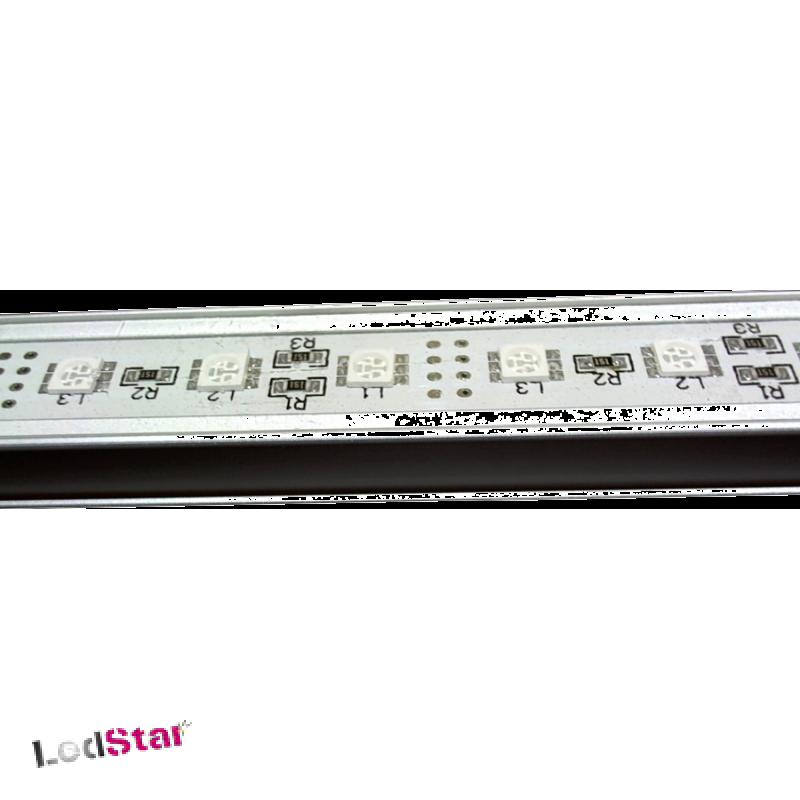smd led leiste 30 x 5050 smd led 12 volt rot. Black Bedroom Furniture Sets. Home Design Ideas