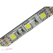 12 Volt High Power LED Strip Weiss 300 x 5050 PLCC6 Chip...