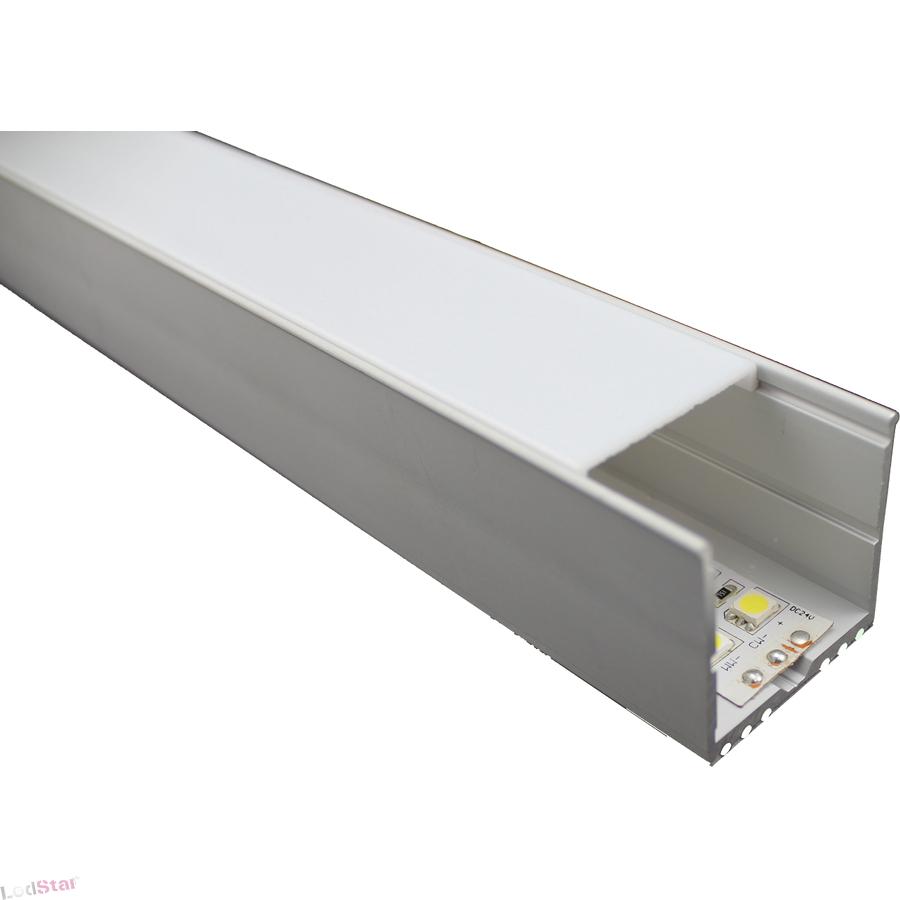 LED Profil 028 35 x 35mm 1m, 22.94 CHF