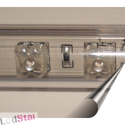 LED Leisten starr