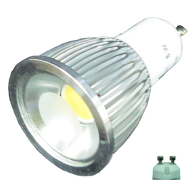 LED GU10 Strahler Warmweiss 2700K 5 Watt 230 Volt