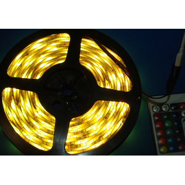 LED  Strip Gelb 5m 300 x 5050 LED - Wasserfest