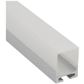 LED Profil 018 27 x 20 mm 1m