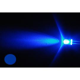 56 Stück Superflux LED Blau blue 5mm