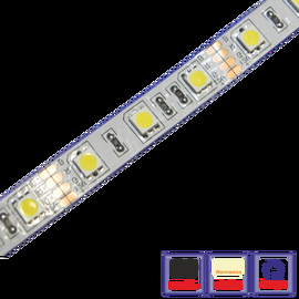 12 Volt High Power LED Strip Warmweiss 300 x 5050 PLCC6...
