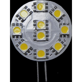 G4 LED Modul 10 5050 Chips Warmweiss