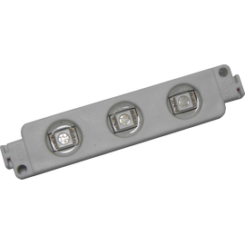 LED Modul 3fach Blau IP67