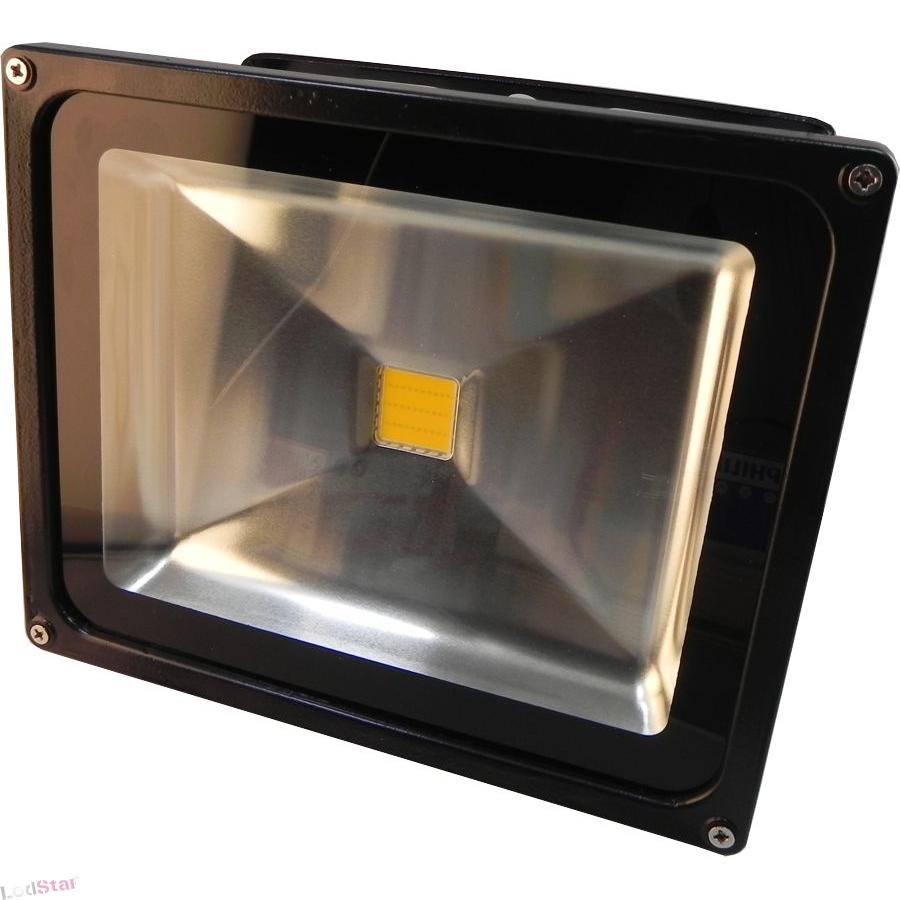 led strahler 20 watt warmweiss geh use schwarz chf. Black Bedroom Furniture Sets. Home Design Ideas